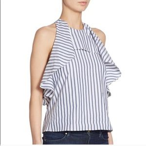 NWT Alice + Olivia top!! Size XS! Bought from Saks